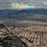 Mexico – Mexico City from above