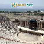 Turkey – Pammukale – Hierapolis Open Air Theatre